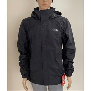 The North Face Men's Resolve 2 Jacket Hooded Black
